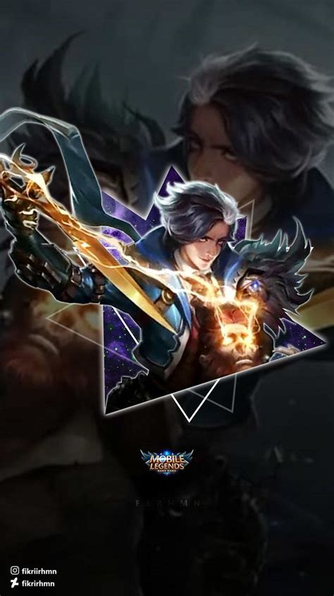keren  wallpaper keren mobile legend gusion
