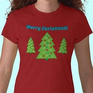 Toxiferous Designs Modern Christmas Tree Art T Shirts and