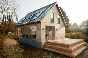 Kleine Häuser Architektur : ferienhaus am p nitzer sees schleswig holstein f r thomas dietrich architektur modern ~ Sanjose-hotels-ca.com Haus und Dekorationen