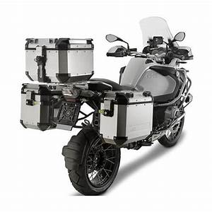 Givi motorcycle cases
