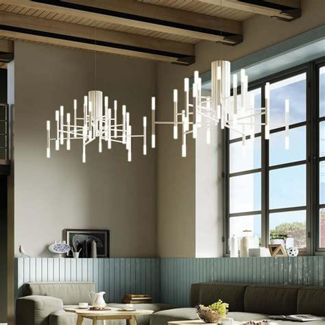 Chandeliers in Unexpected Places   YLighting Blog