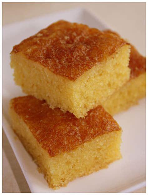 recette dessert semoule de ble khobz djaza 239 ri g 226 teau de semoule au miel une affaire de go 251 t