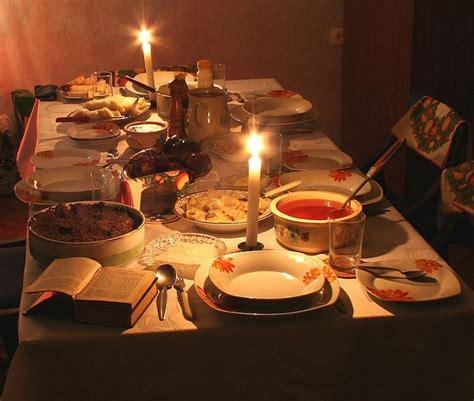 la cuisine polonaise noel en pologne le repas traditionnel du réveillon de