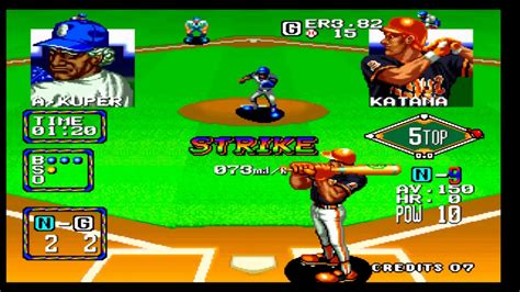 baseball stars  neo geo arcade longplay hd youtube