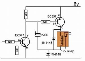12 volt relay schematic wiring diagram With 5 pin 6 volt relay