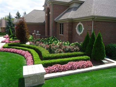 Simple Backyard Landscape Designs by 20 Diy Landscaping Designs Ideas Design Trends