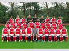 Arsenal Roster Players Squad 20172018 1718 And New
