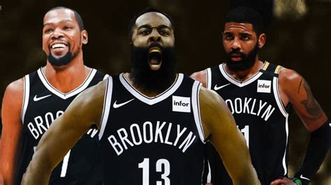 The Brooklyn Nets emerge as James Harden's possible trade ...