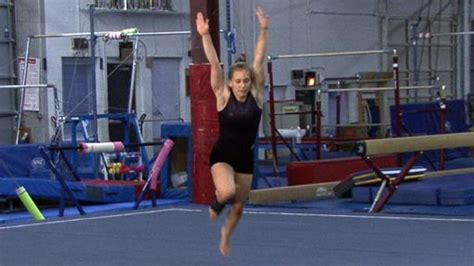 usag level 4 floor routine requirements gymnastics floor routine point levels monkeysee