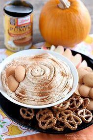 Pumpkin Dessert Dip Recipe