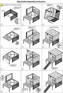 Dog Kennel Instructions