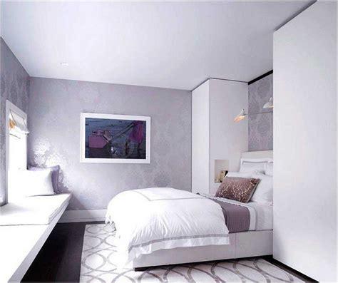 tapis chambre a coucher photo chambre adulte blanche tapis tableau murale coussins