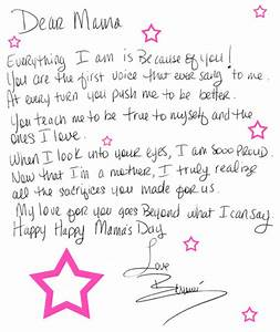 last minute mothers day gift ideas funlists With letters to mom gift