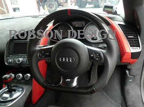 Audi R8 Steering Wheel(excluded Y Cover)  Robson Design