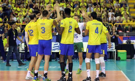 Liga das nações de voleibol masculino. ASSISTA AO VIVO: Brasil x Coreia do Sul - Liga das Nações Masculina