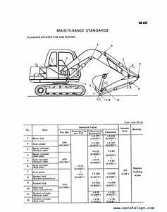 Caterpillar Excavator Hydraulic Diagram
