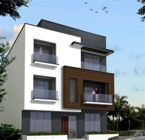 2 floor houses modern homes front elevation studio design gallery