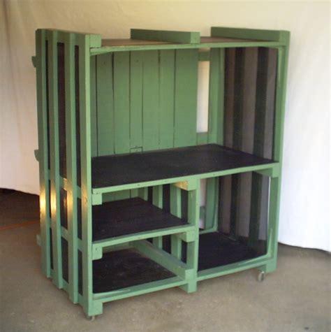 fabrication armoire cuisine meubles en palettesart 39 ébèn