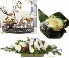 composition florale de fete avec truffaut composition With déco chambre bébé pas cher avec composition de fleurs de noel