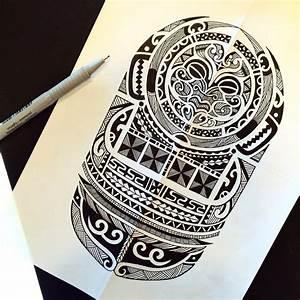Maori tattoo design by Rabbittc on DeviantArt