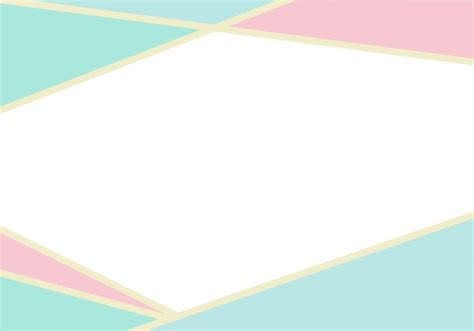 simple geometric pastel background   vectors