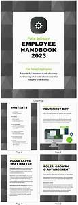 Restaurant Employee Handbook Template Free For Your Needs