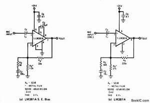 index 1344 circuit diagram seekiccom With transformerless microphone preamplifier