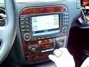 Mercedes Benz Back Up Camera