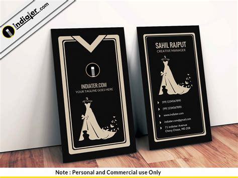 standard fashion designer business card psd templates indiater