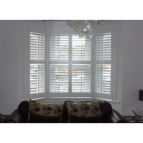 idea for bay window blinds my house