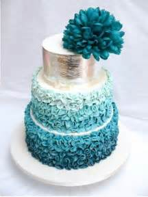 turquoise wedding cakes a teal wedding theme moodboard and styling ideas
