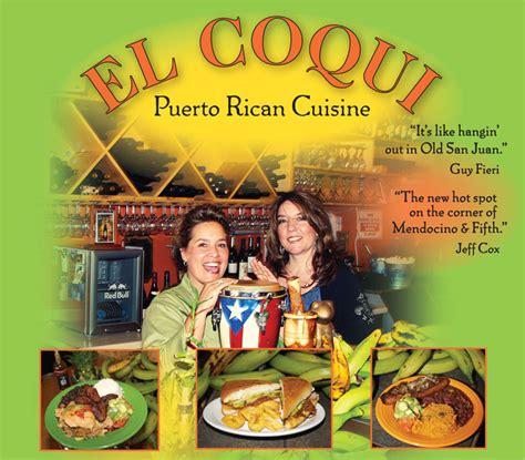 cuisine avenue come to el coqui 2 eat authentic