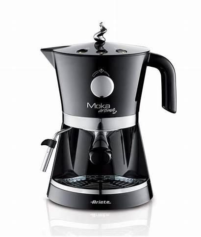 Moka Ariete Aroma Espresso Nera Caffe Macchina
