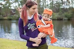 Findet Nemo Kostüm Baby : halloween mit den kindern nemo kost m basteln ~ Frokenaadalensverden.com Haus und Dekorationen