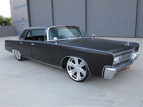 1966 Chrysler Crown Imperial  Awesome Custom 22's