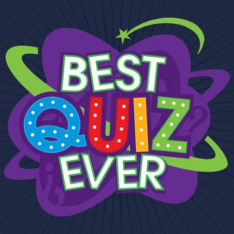 Best Quiz Best Quiz Family Quiz Podcast Listen Via