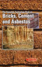 complete technology book  bricks cement