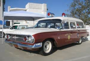 Ambulance 1960 Chevrolet Biscayne