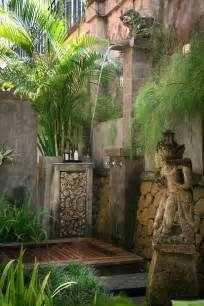 bathroom tiled showers ideas 20 tropical outdoor showers with peaceful feeling