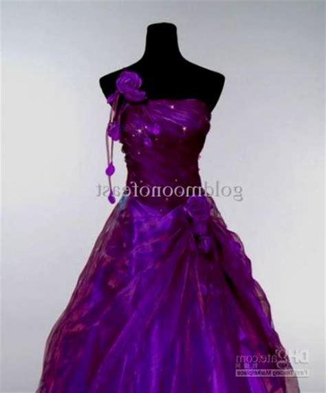 blue and purple wedding dress wedding dresses blue and purple high cut wedding dresses