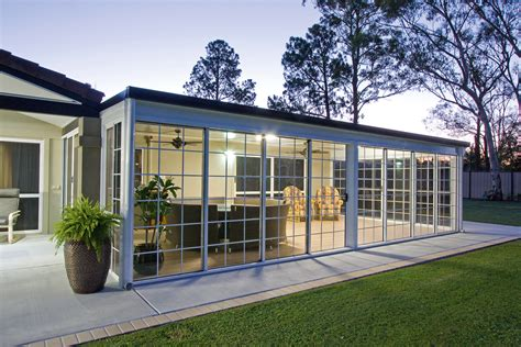 Enclosed Patio by Bringing The Outdoors In With An Enclosed Patio Completehome