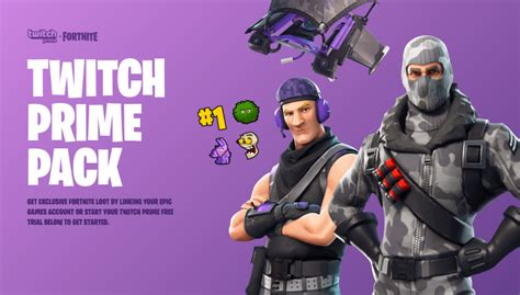 heres     fortnites  twitch prime pack