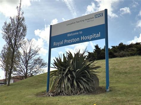 Preston and Chorley hospital patients to be seen in ...