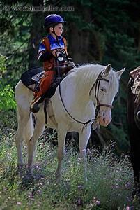 Kids Riding Horses 3