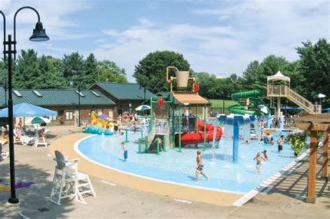 It's Hot, So Get Wet At Charlottesville City Parks