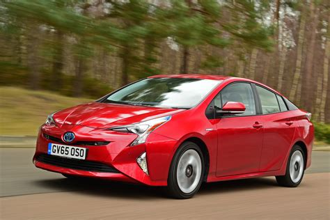 Toyota Prius First Uk Drive 2016 Review