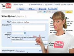 How to Upload A Video ...