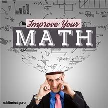 subliminal guru improve  math
