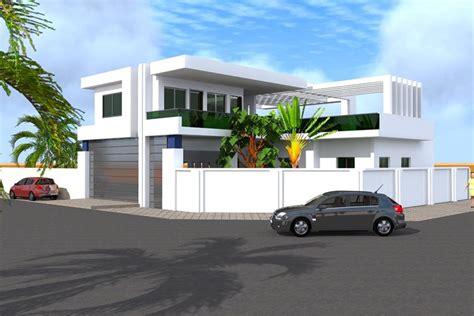 cabinet d architecture abidjan projection d une villa moderne a abidjan cote d ivoire