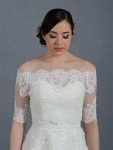 440 best images about bridal jackets cover ups shawls for Wedding dress bolero jacket